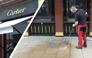 awning pavement cleaning 1-1